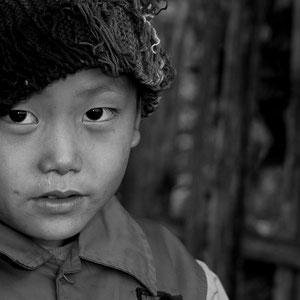 Myanmar people - Kinder vom Norden von Myanmar - Putao