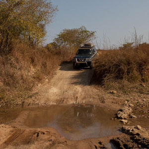 "Madagaskar: Unterwegs mit ""unserem"" Allrad-Fahrzeug und Fahrer ""Le Petit"""