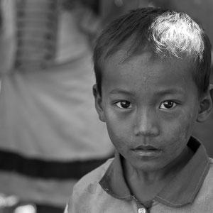 Myanmar people - Kinder