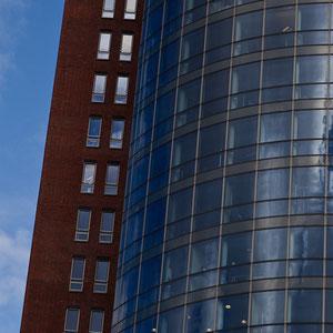 Hamburg - Das Hanseatic Trade Center (HTC)