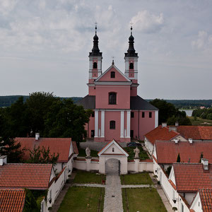 Polen - Kamedulenkloster im Wigry-Nationalpark