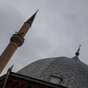 Azerbaijan - Moschee in Quba