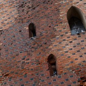 Polen - Malbork mit dem UNESCO-Welterbe Marienburg