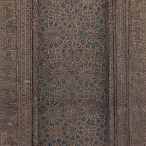 Azerbaijan / Aserbaidschan - Detail Momina Khatun Mausoleum - Autonomen Republik Nakhchivan