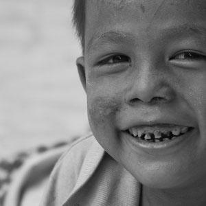 Myanmar people - Bettelbub