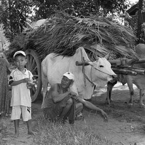 Myanmar people - Familie in Myanmar