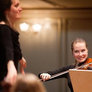 Konzert in der Tonhalle Zürich, Dirigentin: O.Sekulic