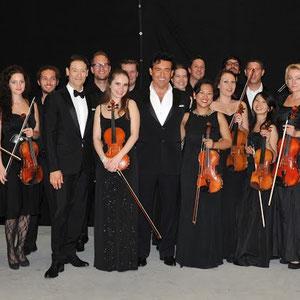 Konzert mit Il Divo mit Christoph Walter Orchestra 2013
