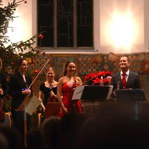 Neujahrkonzert 2013 in der ref. Kirche Küsnacht mit Matthias Arter (Oboe)