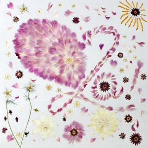Brautstrauss trocknen - Wildblumen Päonien trocknen