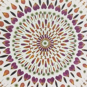 Brautstrauss trocknen Dahlien trocknen creative stye 60 x 60