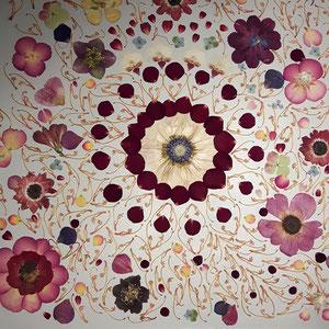 Brautstrauss konservieren - creative style 60 x 60