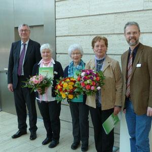 22.03.2015 im Gebäude der Bezirksregierung Münster
