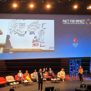 Sommet Pact for Impact - 2019