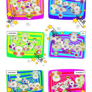 """Comic """"die Elows"""" - Leseprobe 2009"""
