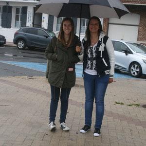 En France aussi il pleut