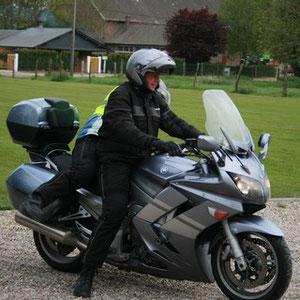 Accueil motards somme