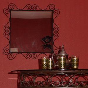 Le salon de thé de la chambre d'hôtes en somme picardie