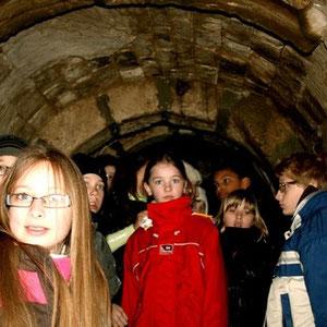 Le souterrain vouté
