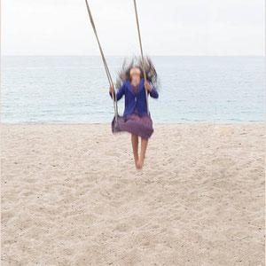 Photo Color digital serie lena play on the beach 4