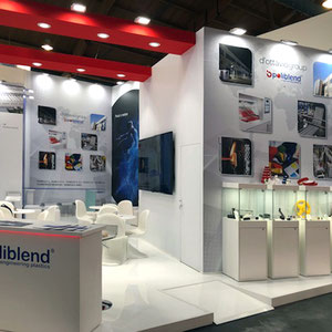 Poliblend Messe 2018