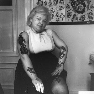 Maria Brudermann, 1968, Photo, schwarz-weiß, <br>29 x 29 cm (Auflage von 12 Exp.)