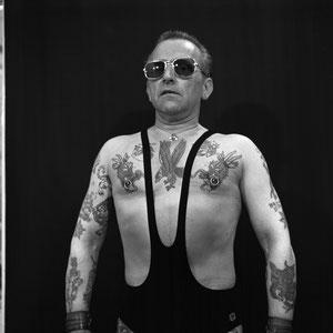 Walter Scheidt, 1964, Photo, schwarz-weiß , <br>29 x 29 cm (Auflage von 12 Exp.)