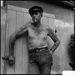 Rudolph Jansen,1960, Photo, schwarz-weiß, <br>29 x 29 cm (Auflage von 12 Exp.)