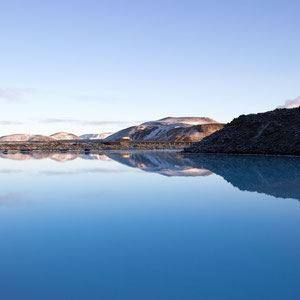 Blue Lagoon, IJsland