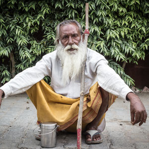 Yoga, Agra, India