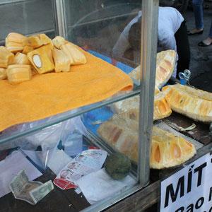 Jackfrucht: geruchsintensiv und schmeckt wie Bananen-Marshmallows