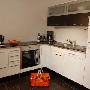 Vollausgestatte Küche, ca 12 qm