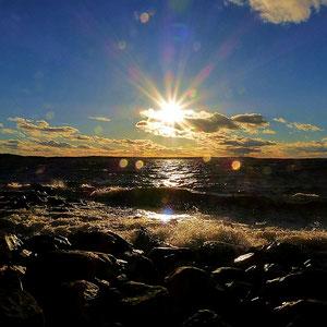 Genießen. Entspannen. Träumen.  Im besonderen skandinavischem Licht.