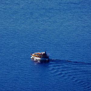 Sie treffen auf dem großen Päijänne nur wenige Boote an und sind überwiegend alleine in dem weitläufigen Archipel.