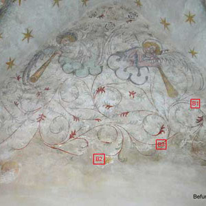 Gewölbemalereien