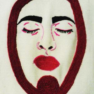 """""""La segunda piel"""" (detalle) 2014"""