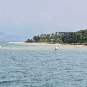 Sirmione am Gardasee Italien Gardasee Sirmione