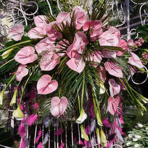 Karneval in Nizza, Festwagen Blumenkorso