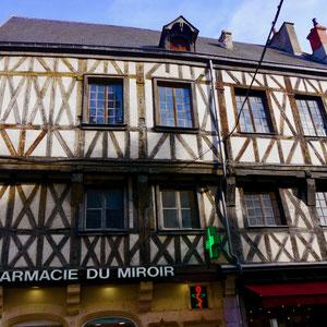 Städtereise Frankreich, Dijon Altstadt