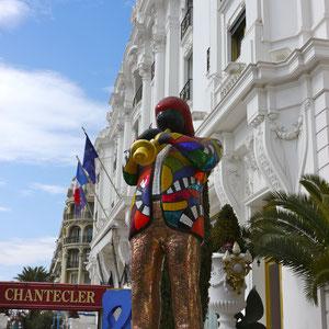 Nizza Hotel Negresco, Promenade des Anglais