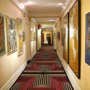 Nizza, Hotel Negresco Kunstschätze