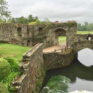 England:Leeds Castle Burggraben
