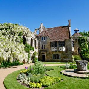 Gartenreise England Old Scotney Castle