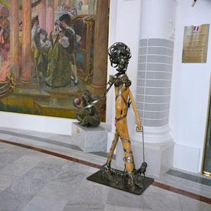Nizza Hotel Negresco Kunstschätze