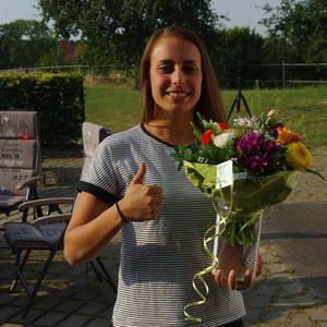 Oliva Möcke beendet Ihre Ausbildung zur Kauffrau für Büromanagement - Westermanns Lettershop GmbH