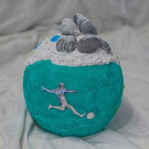 Urne Sport: für Fussbäller