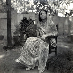 Mani Irani, possibly 1947 - Courtesy of the Jessawala Collection - AMB Archives,Meherabad,India.