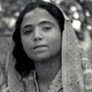 Mani Irani, possibly 1947 ( closeup ) - Courtesy of the Jessawala Collection - AMB Archives,Meherabad,India.