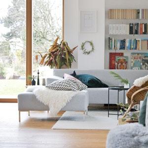dieartige//Design Studio - Neubau // Wohnbereich