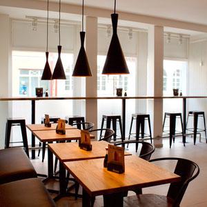 Gastronomie // Sushibar / Modern, Bar am Fenster